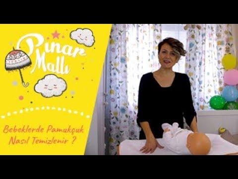 Pınar Mallı Anlatıyor | Bebeklerde Pamukçuk Nasıl Temizlenir? 👩👦