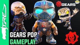 Gears of War POP! Gameplay Revealed, Characters, 2019 Release Date & MORE! (Gears POP! Gameplay)