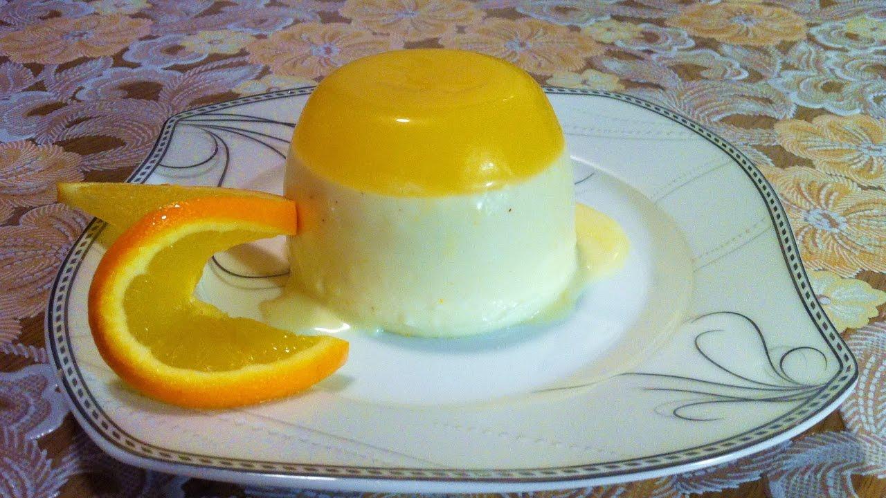 рецепт панна котта с апельсиновым соком фото поднимается навал почерневших