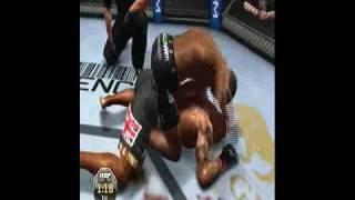 UFC 2010 Undisputed Gameplay