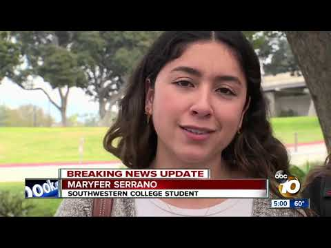 Lockdown lifted at Southwestern College