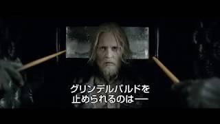 『ファンタスティック・ビーストと黒い魔法使いの誕生』最新映像