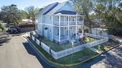 Homes For Sale In St. Augustine - Downtown Beauty