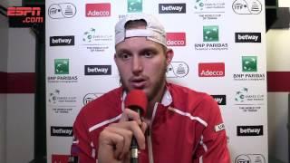 """Nicholas Jarry en Copa Davis en Halifax: """"Lo di todo"""""""