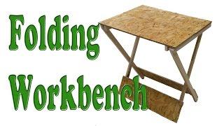 Portable/Folding Workbench