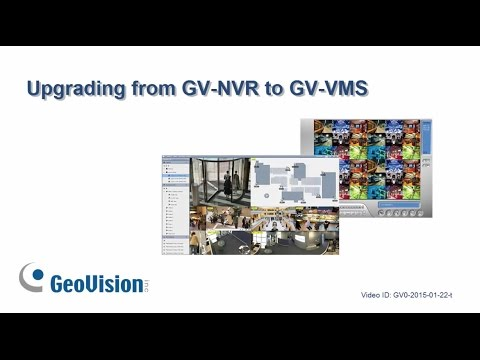 GV-VMS - VMS - Video Management Software - Products - GeoVision