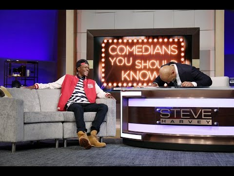 Thumbnail: You can't say that on TV || STEVE HARVEY