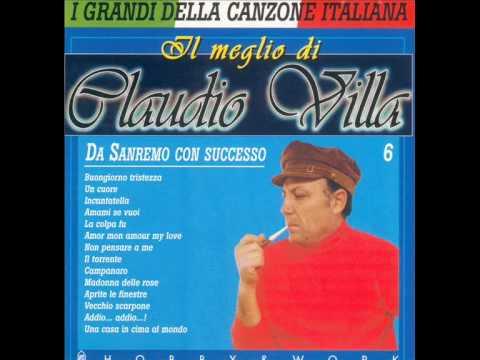 Aprite le finestre claudio villa vis radio 1956 wmv youtube - Franca raimondi aprite le finestre testo ...