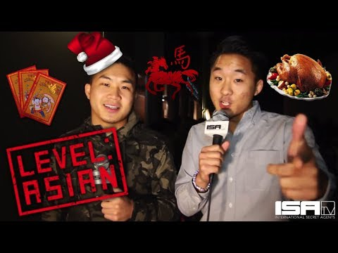 How Do Asians Celebrate Lunar New Year - LEVEL: ASIAN Ep. 6