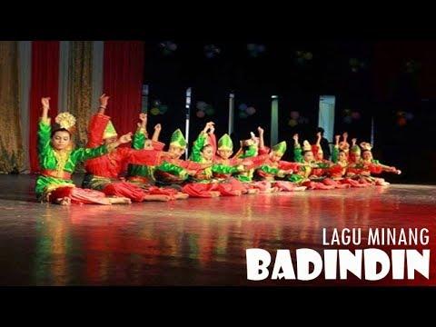 Lirik Lagu Dindin Badindin Oi | LAGU MINANG
