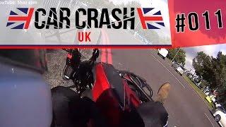 [UK] Bad Driving & Car Crash Compilation #011 AUGUST 2016