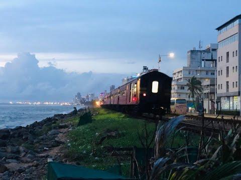 Sri Lanka World Most Beautiful Train Travel  Its Stunning And Beautiful