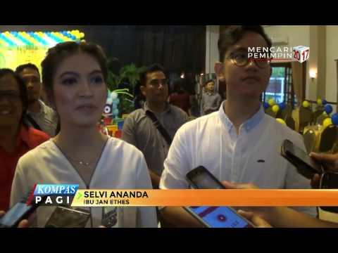 Cucu Jokowi Ini Rayakan Ultah Pertama