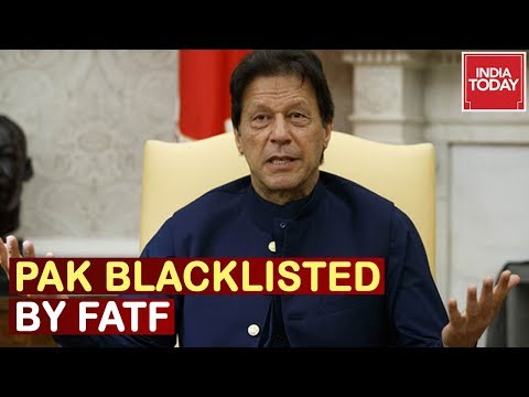 Pakistan Blacklisted By Affliate Of Global Financial Force FATF, Pak Exposed On Global Stage