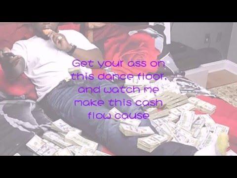 August Alsina - Bandz A Make Her Dance [Lyrics & Pictures on screen]