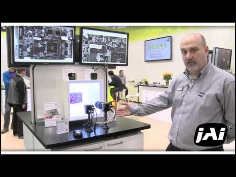 JAI introduces new cameras at VISION 2012