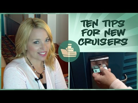 Ten Tips for New Cruisers