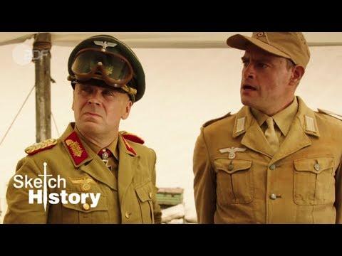 Nazi-Rommel rührt die