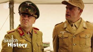 Nazi-Rommel rührt die Namens-Trommel