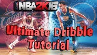 Como Executar Dribles no NBA2K16 (PC TECLADO) Exclusivo!