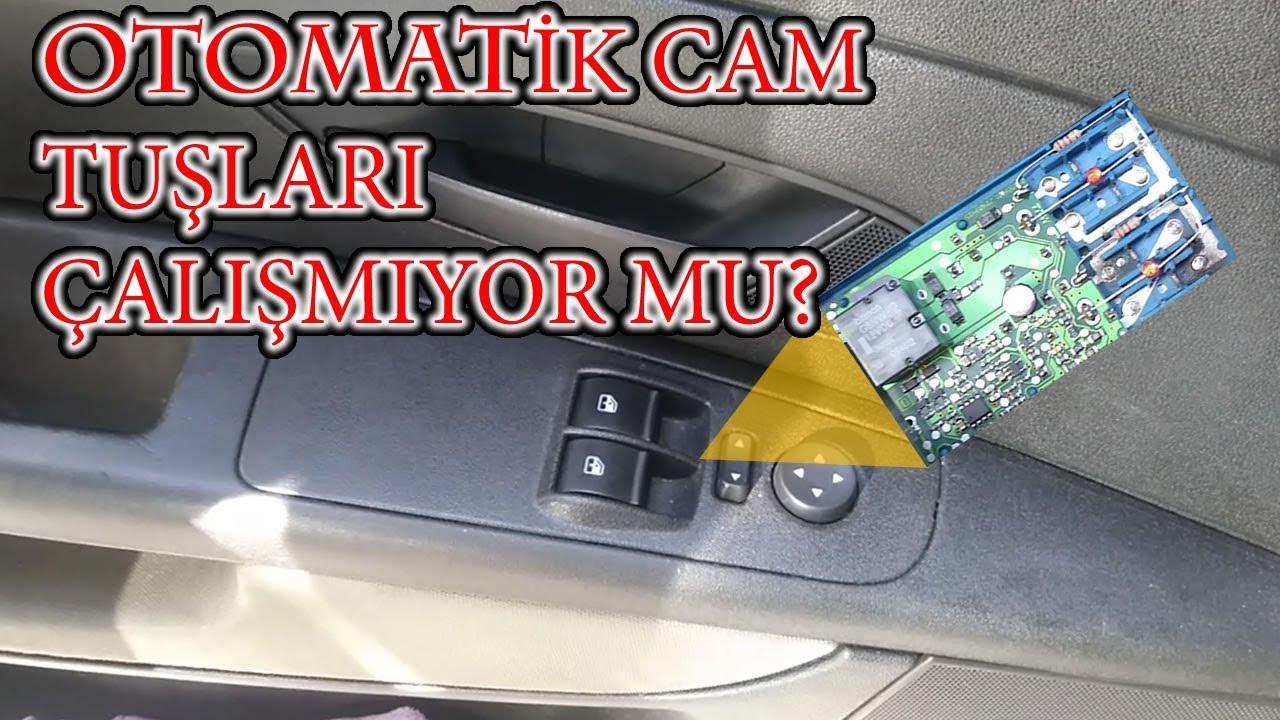 CAM AÇMA TUŞUNA SERVET ÖDEMEYİN !! (nasıl yapılır)