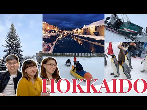 Virtual Travel With Super - Hokkaido Episode 8