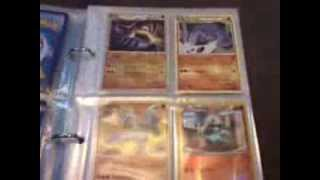 Pokemon cards Sales binder update Thumbnail