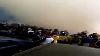 Ukraine War - Russian subversives attack Ukrainian rally in Odessa Ukraine