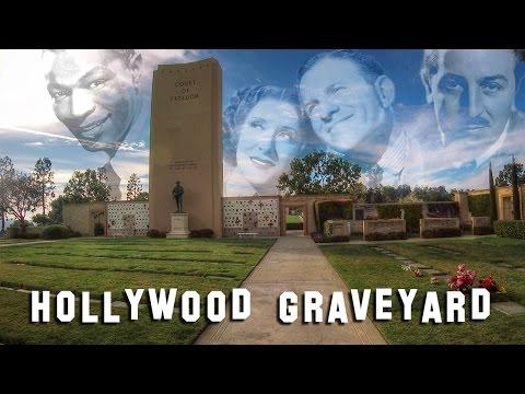 FAMOUS GRAVE TOUR  Forest Lawn Glendale 1 Walt Disney, Sammy Davis Jr, etc.