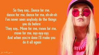 Tones and I - DANCE MONKEY (Lyrics) Video