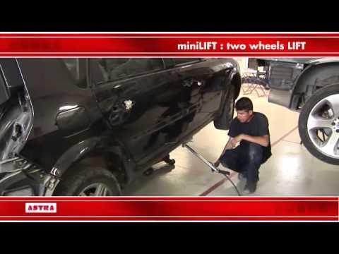 Sollevatore Mobile Minilift Flv Youtube