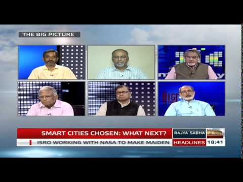 The Big Picture - Smart cities chosen: What next?