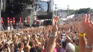 Kryštof - Inzerát a Mexická vlna Live ( Mikulov 7.9. 2013 )