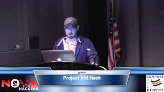 NoVA Hackers grecs - Project Kid Hack