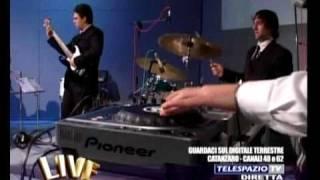 sergio scicchitano live music telespazio tv adolfo morrone over time alma bi