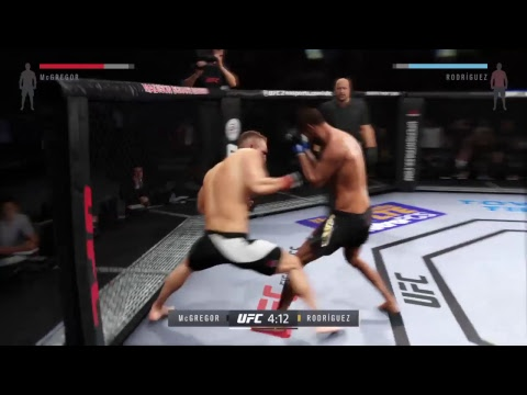UFC 2 - Master Standup, Wrecking Kids