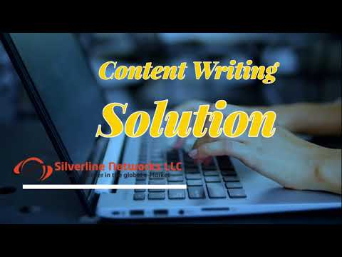 Content Writing Service in UAE