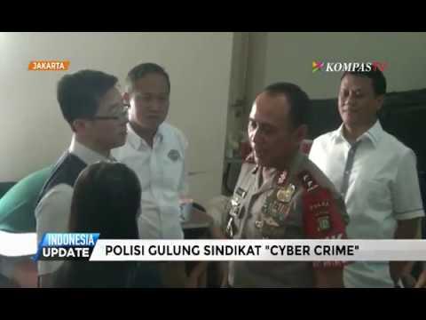 "Polisi Tangkap 62 WNA yang Terlibat ""Cyber Crime"""