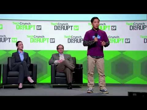 Silicon Valley, TechCrunch Disrupt Parody