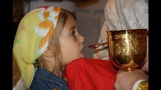 """Why is """"The Eucharist"""" so important for Eastern Orthodox Christians?"""