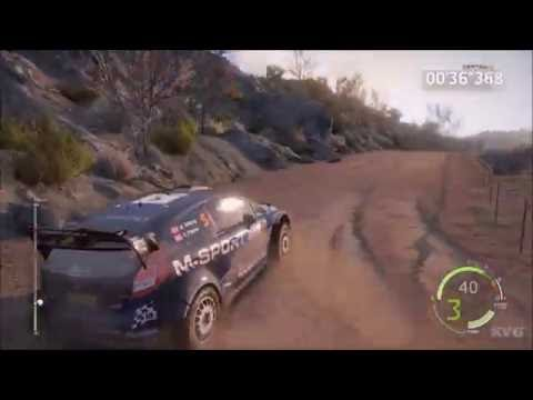 WRC 6 FIA World Rally Championship - YPF Rally Argentina | Gameplay (PC HD) [1080p60FPS]