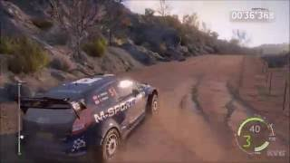 WRC 6 FIA World Rally Championship - YPF Rally Argentina   Gameplay (PC HD) [1080p60FPS]