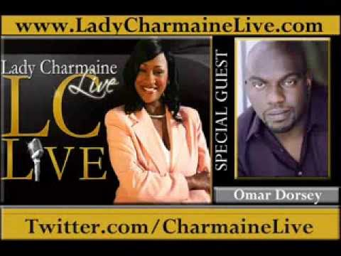 HBO 'EASTBOUND & DOWN' actor OMAR DORSEY Talks Series & Upcoming Projects on Lady Charmaine Live