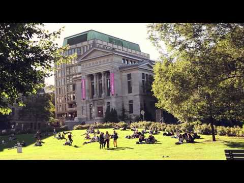 Welcome to the McGill MBA Program