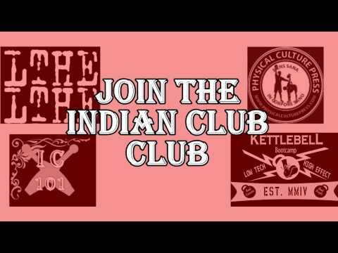 Indian Club Class