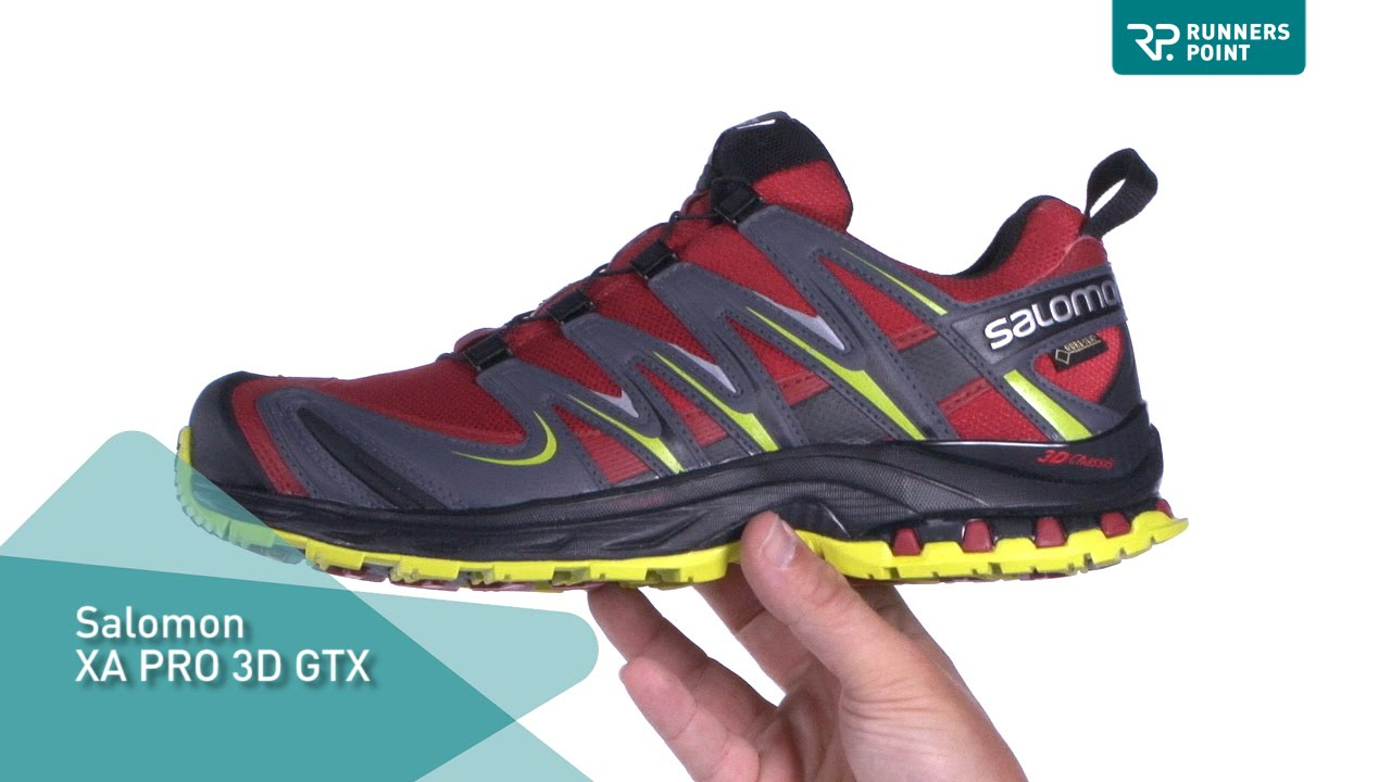 the latest 4e3cd 87d1e Salomon XA Pro 3D GTX günstig online bestellen - ab 65,68 €