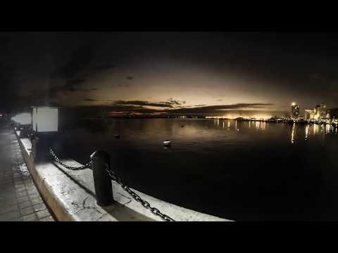 Harbour Square Sunset Timelapse | GoPro Hero 5 | 1080p HD