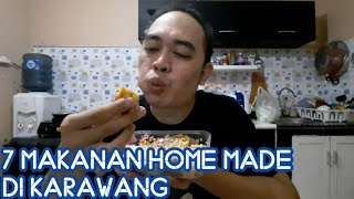 KULINER KARAWANG - 7 MAKANAN HOME MADE DI KARAWANG