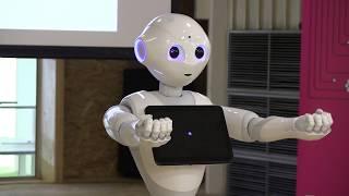 Robot nazvan Pepper stigao u Hrvatsku