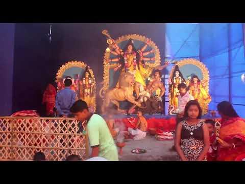 Lumding Durga puja PORIKKROMA 2017
